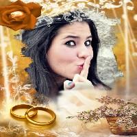 moldura-casamento-dourada