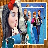 moldura-para-convite-frozen