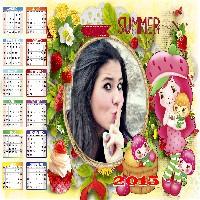 montagem-de-fotos-calendario-2015-da-moranguinho