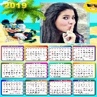 calendario-2019-modlura-mickey-na-praia
