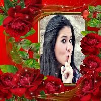 moldura-romantica-com-rosas-vermelhas