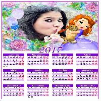 moldura-princesa-sofia-calendario-2017