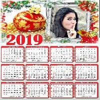 calendario-2019-com-enfeite-de-natal