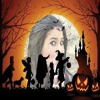 montagem-noite-de-halloween-com-lua-cheia