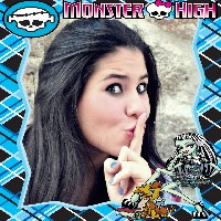 frankie-stein-monster-high-foto-moldura-online