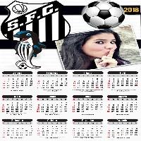 montagem-de-fotos-em-calendario-2018-do-santos-fc