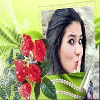 foto-moldura-online-com-rosas-vermelhas