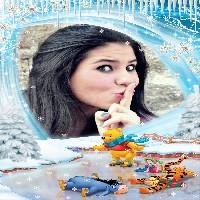 foto-montagem-online-com-ursinho-pooh-patinando-no-gelo