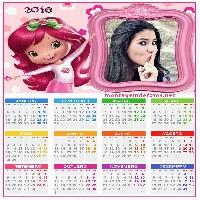 moldura-para-fotos-de-calendario-da-moranguinho-2016