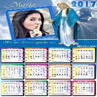montagem-de-calendario-2017-personalizado-nossa-senhora