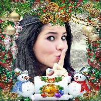 moldura-de-natal-com-bonecos-de-neve-feliz-ano-novo
