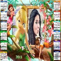 moldura-infantil-tinkerbell-calendario-2015