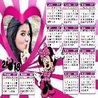 calendario-minnie-2018