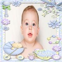 moldura-para-foto-nascimento-de-menino