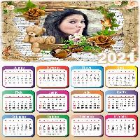 moldura-ursinho-calendario-2021