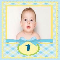 moldura-para-bebe-1º-aniversario