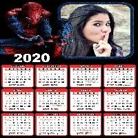 foto-calendario-personalizado-2020-homem-aranha