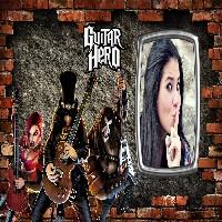 moldura-para-fotos-guitar-hero