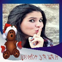 montagens-gratis-de-fotos-de-natal-com-ursinho
