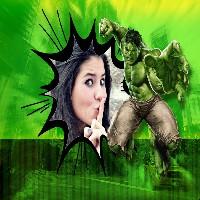 fotomoldura-verde-hulk
