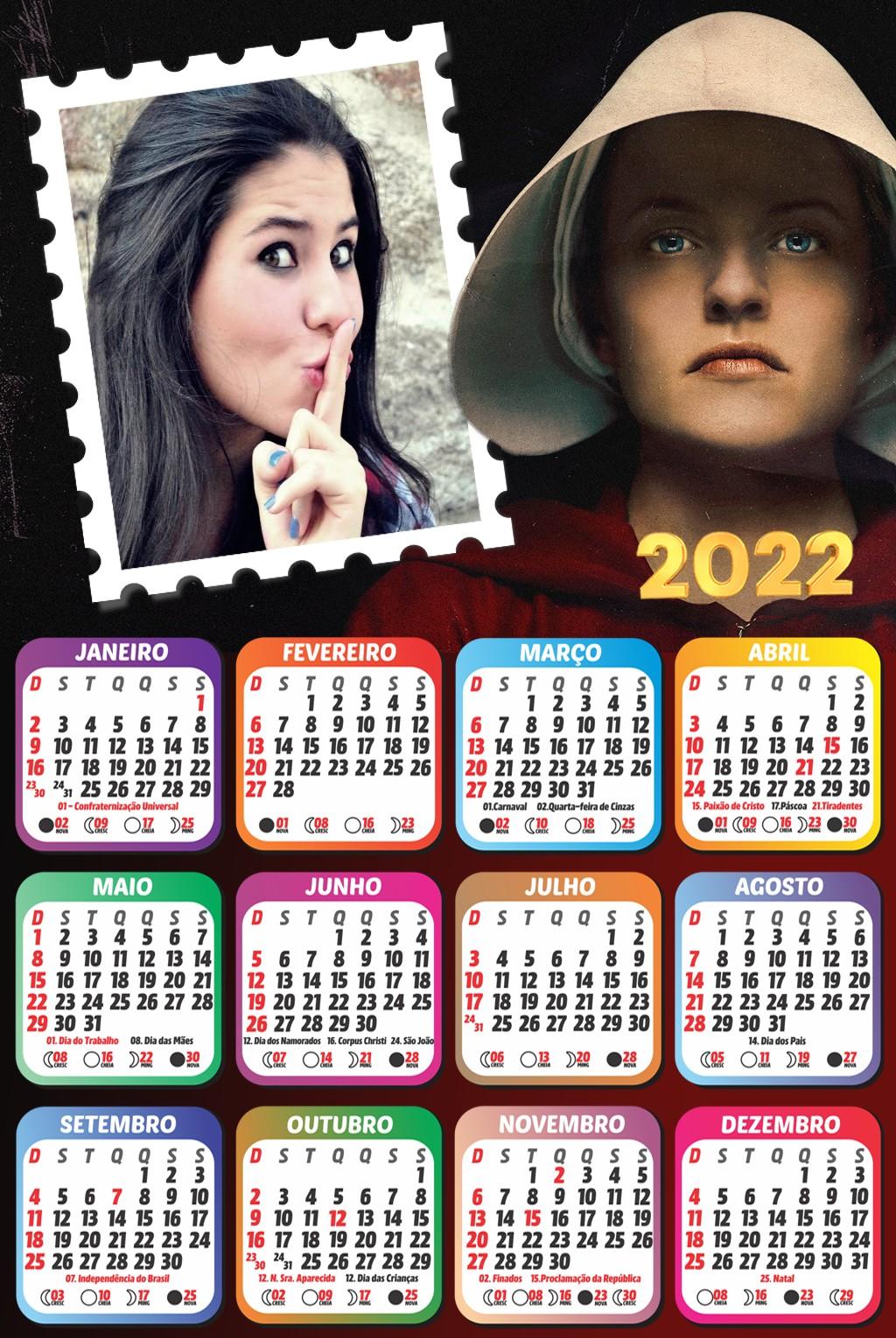 moldura-para-fotos-o-conto-da-aia-com-calendario-2022