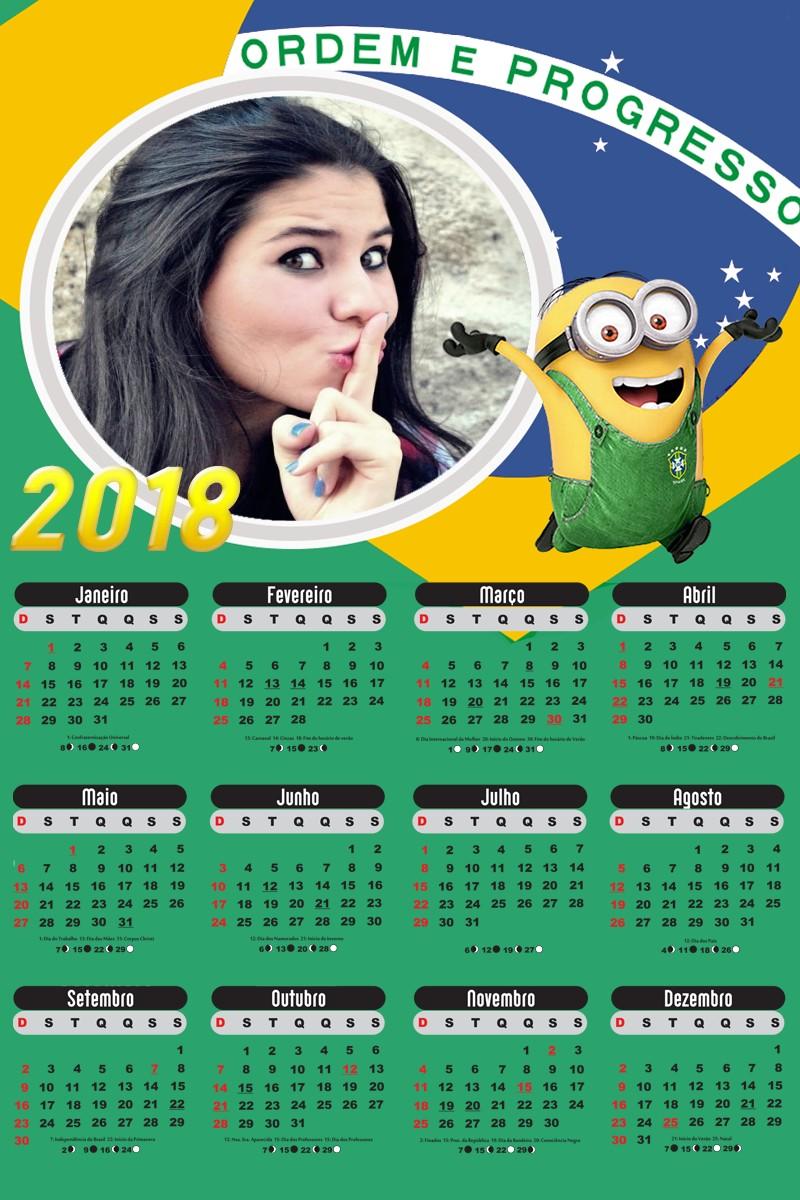 calendario-2018-minions-brasil