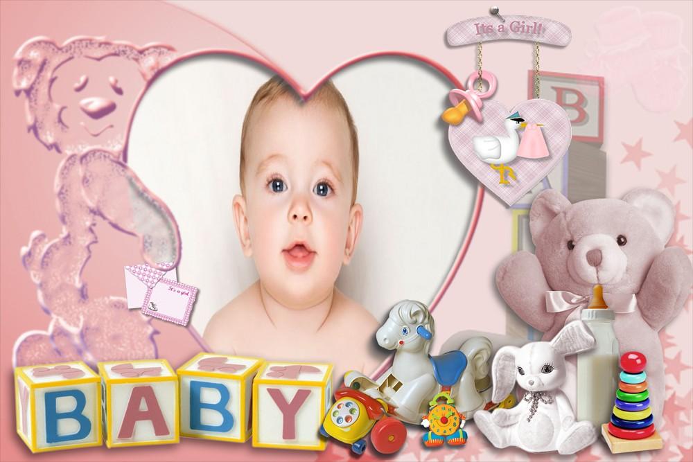 moldura-bebe-rosa