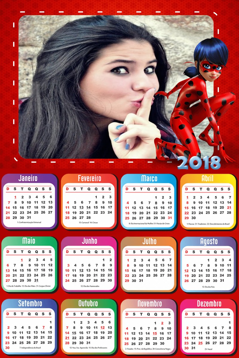 calendario-2018-ladybug
