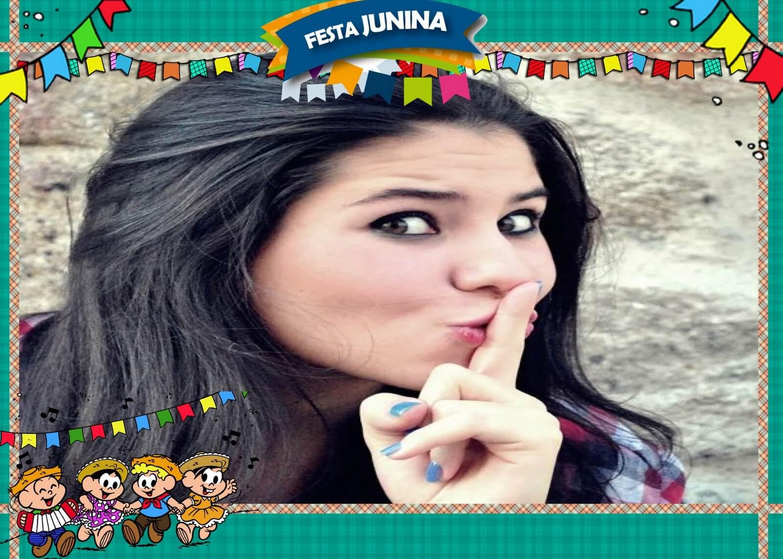moldura-festa-junina-turma-da-monica