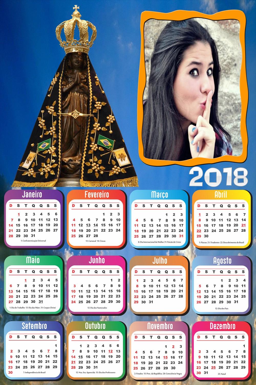 moldura-calendario-2018-nossa-senhora-aparecida