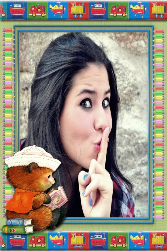 montagem-de-fotos-infantil-com-ursinho