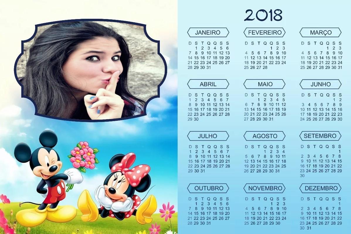 calendario-2018-moldura-online