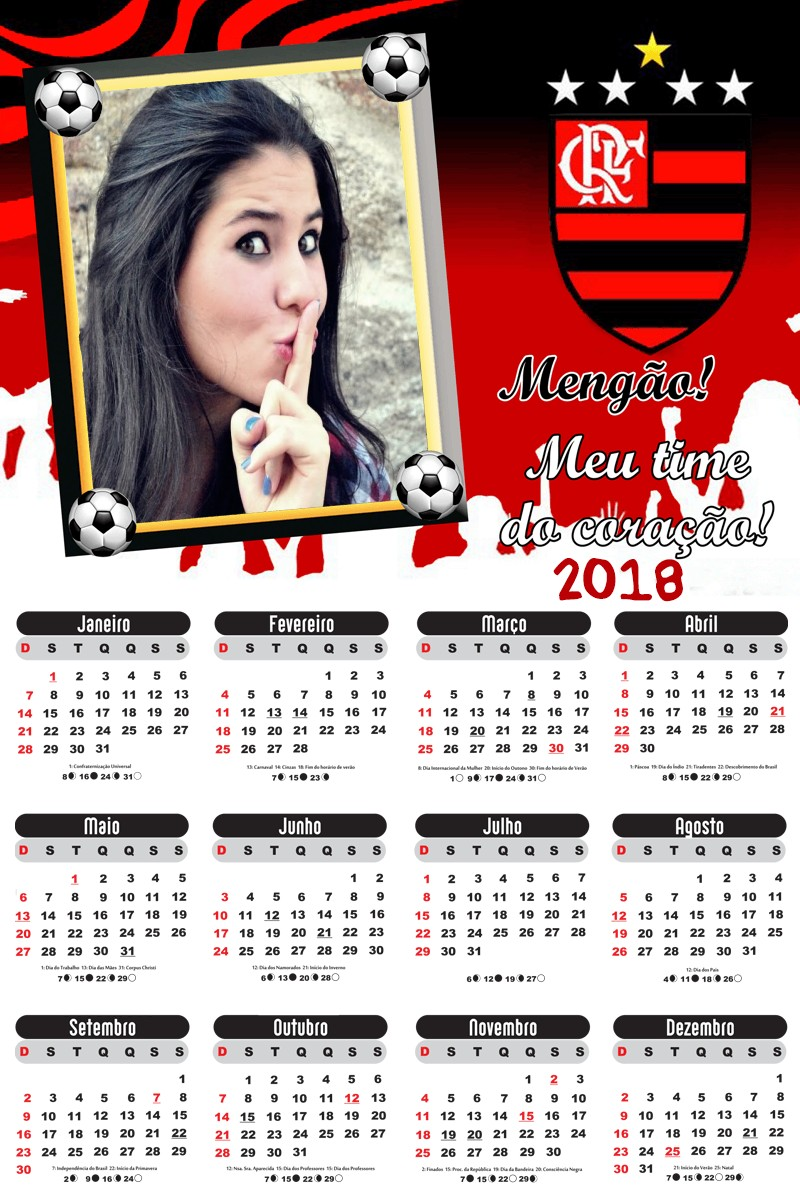 calendario-online-2018-clube-de-regatas-do-flamengo