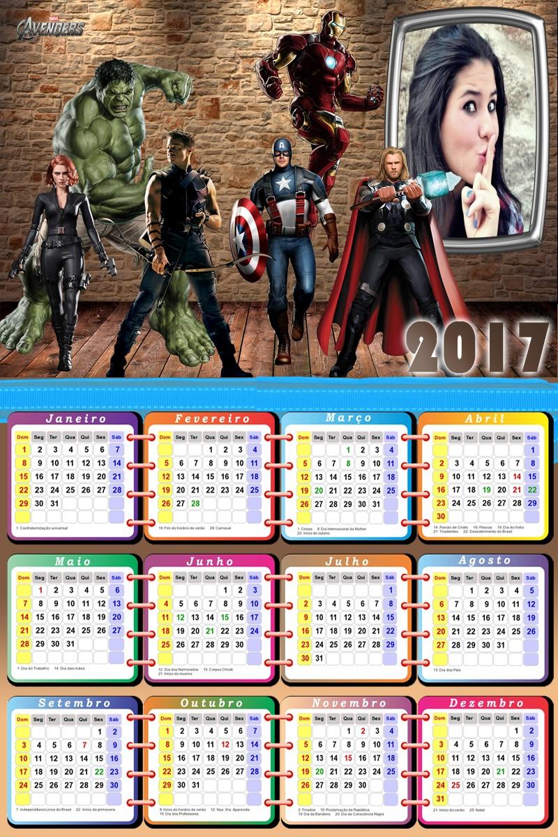 fotomontagem-calendario-2017-os-vingadores