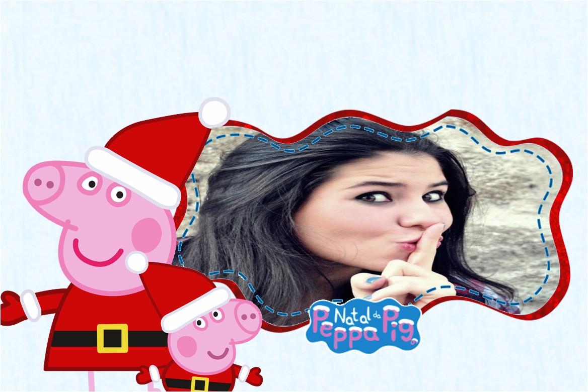moldura-feliz-natal-peppa-pig