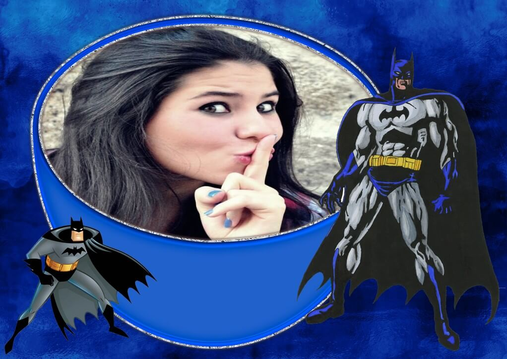 moldura-do-batman