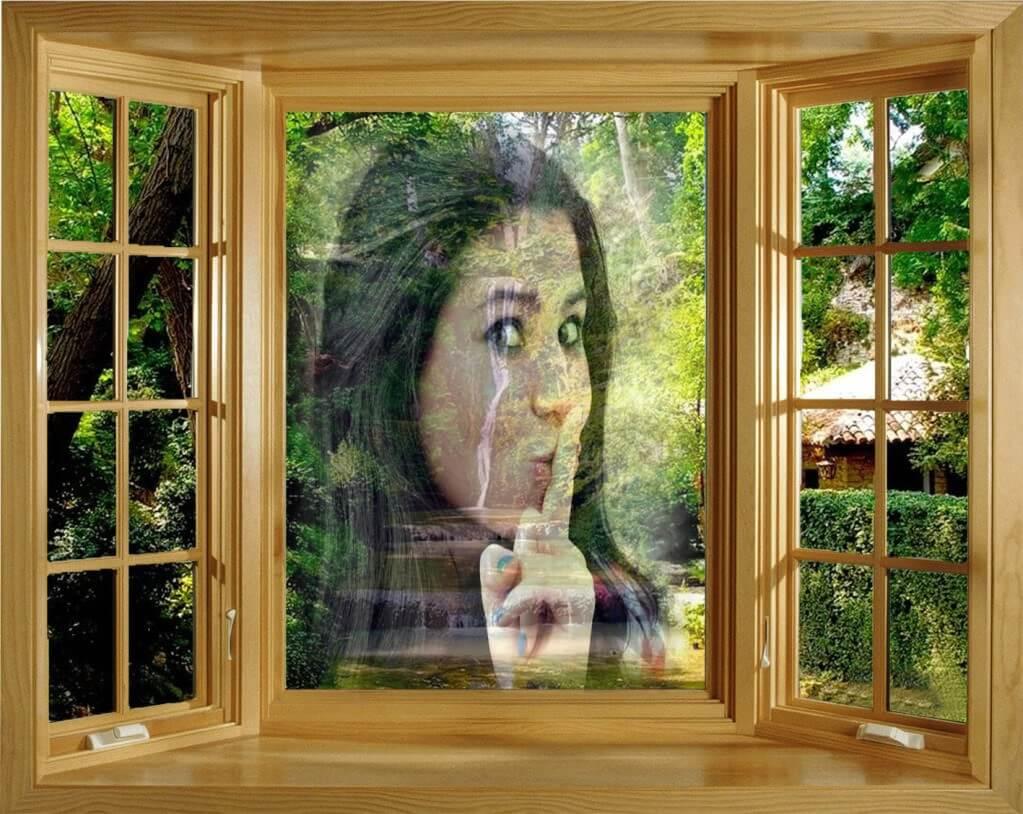 montagem-de-fotos-em-janela-com-cachoeira