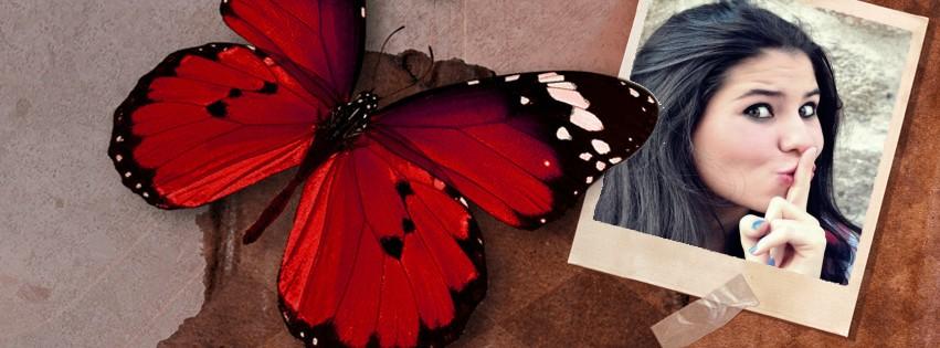 foto-de-capa-para-facebook-borboleta-vermelha