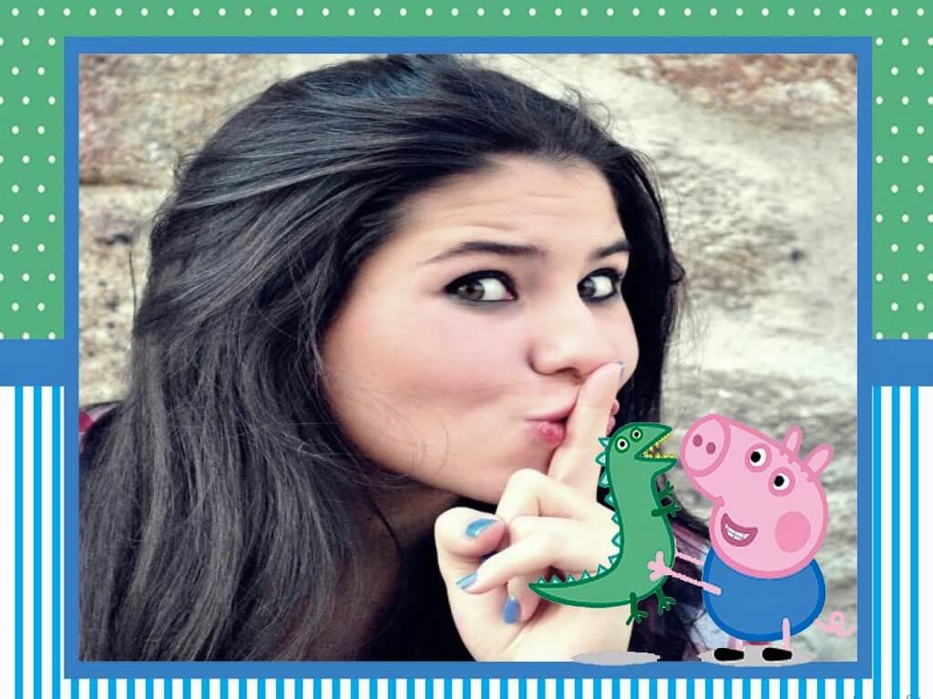 molduras-para-fotos-infantil-george-pig