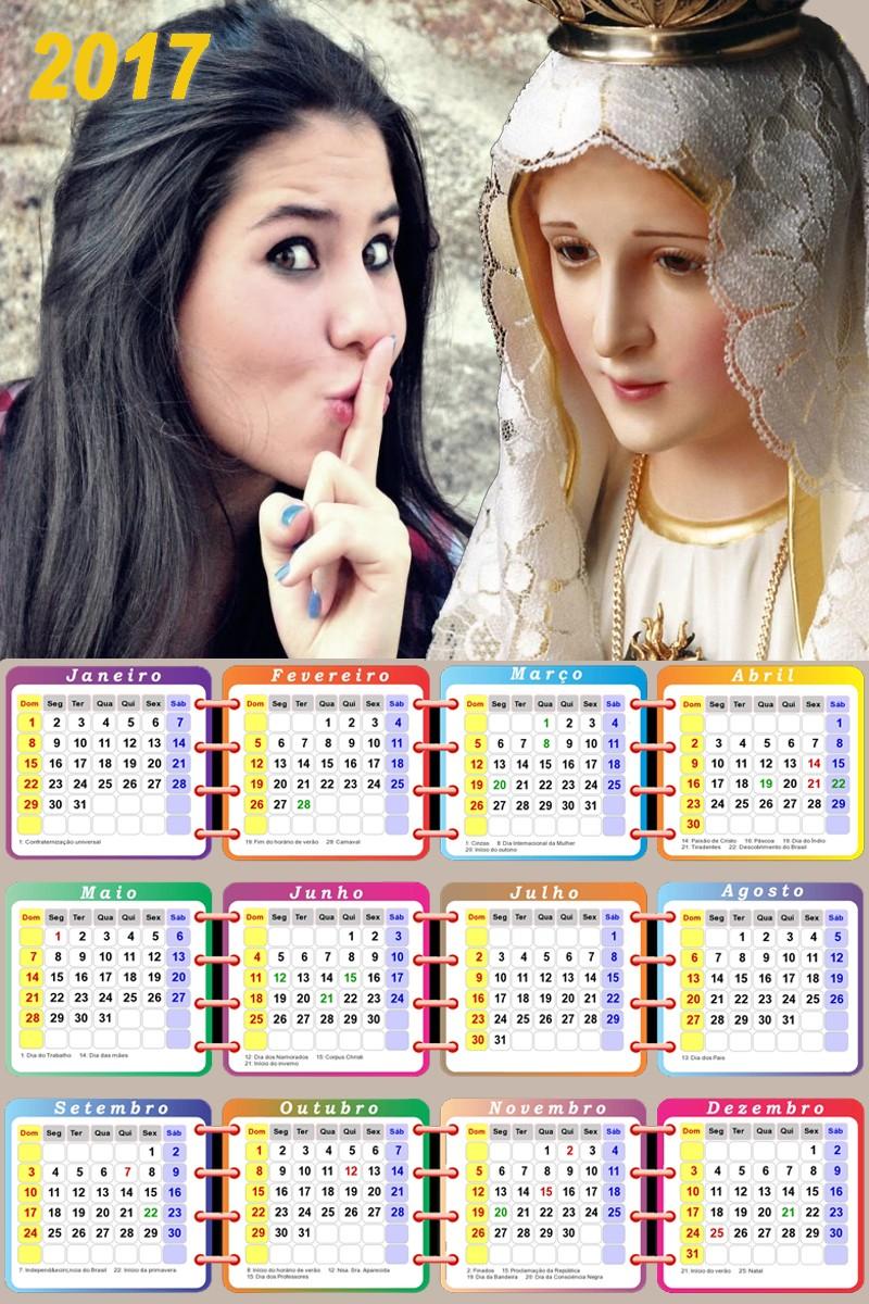 montagem-de-fotos-nossa-senhora-calendario-2017