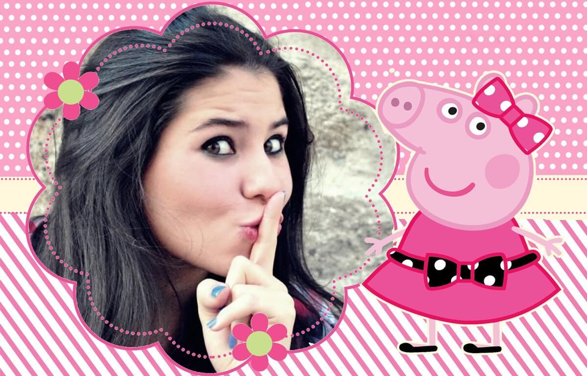 moldura-peppa-pig-rosa-online