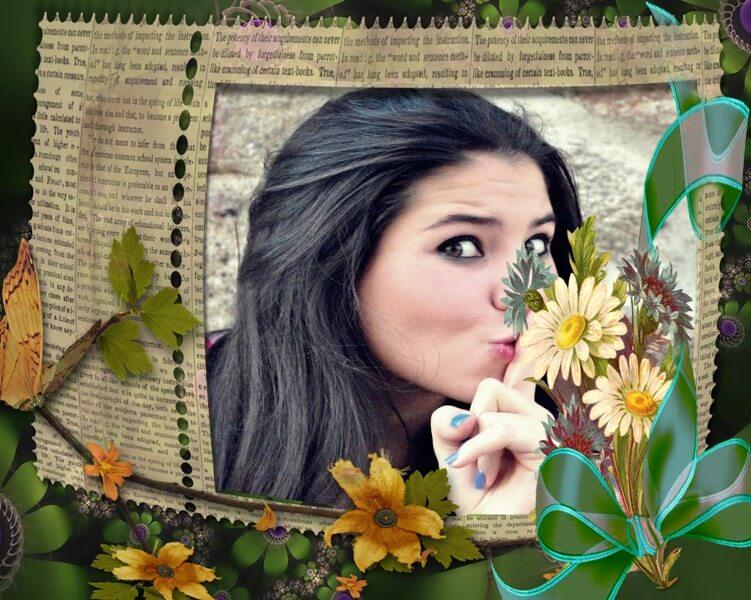 moldura-flores-outono