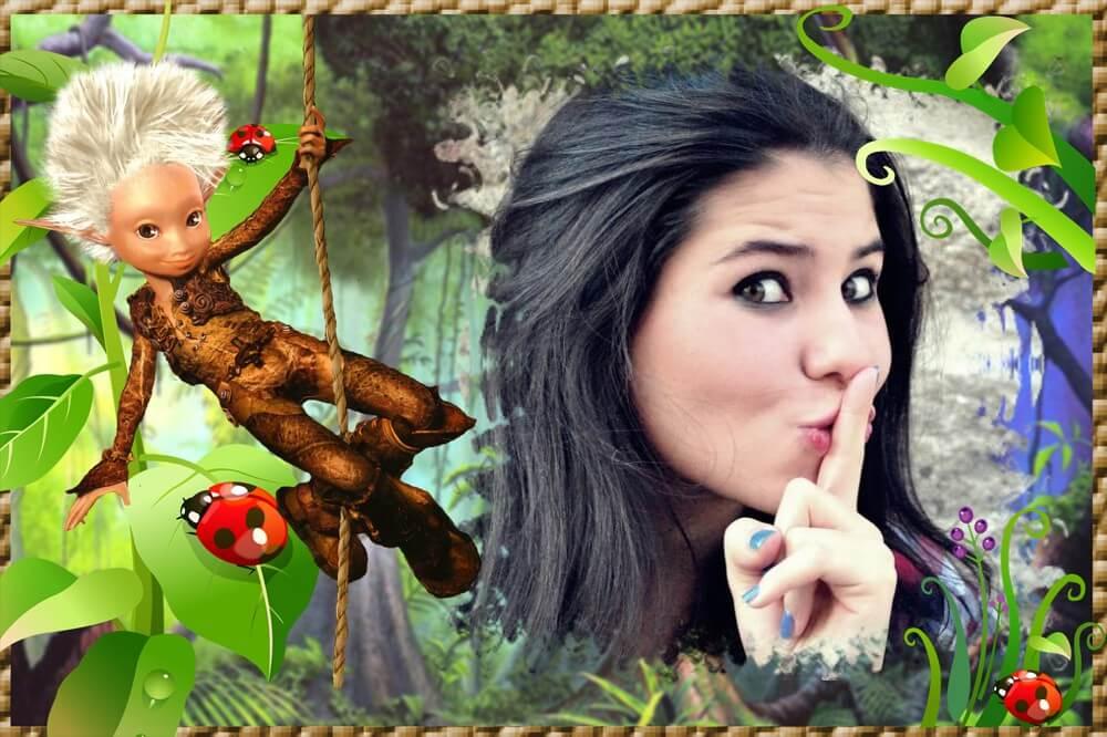 arthur-e-os-minimoys-fotomontagem-online-gratis