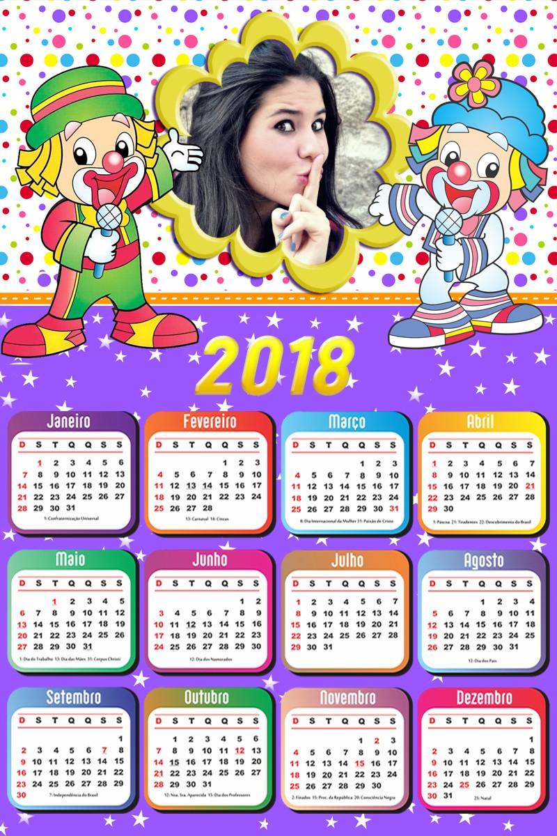 moldura-para-calendario-2018-do-patati-patata