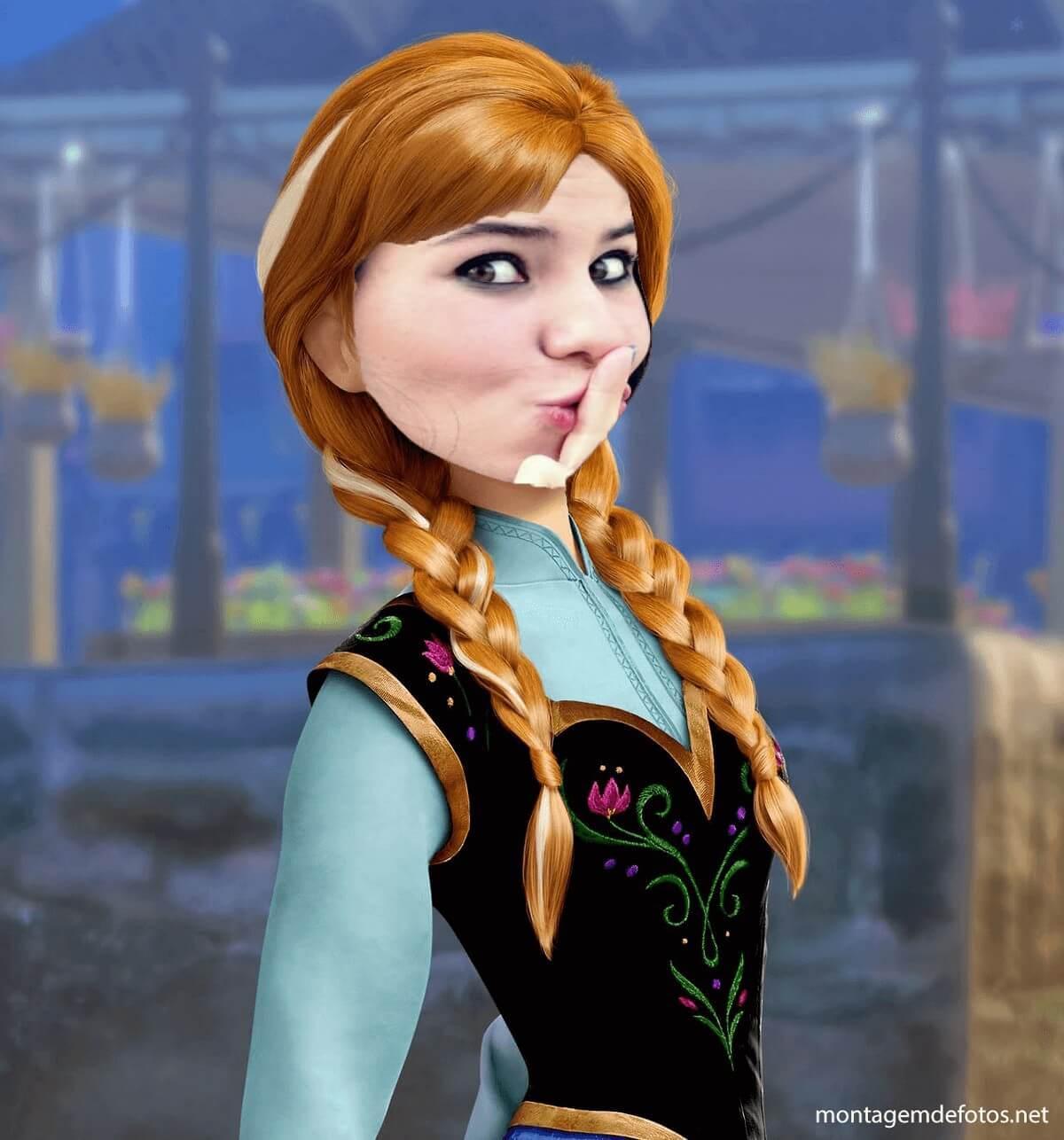 montagem-de-fotos-digital-no-rosto-da-princesa-anna-do-frozen
