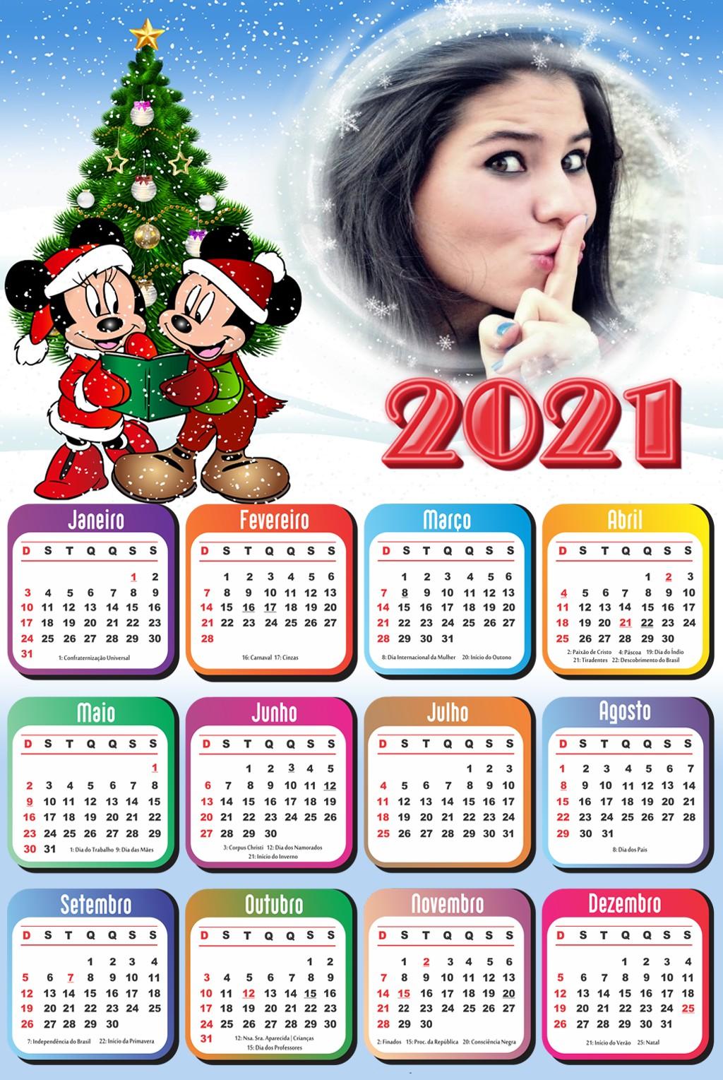 foto-calendario-de-natal-disney-2021