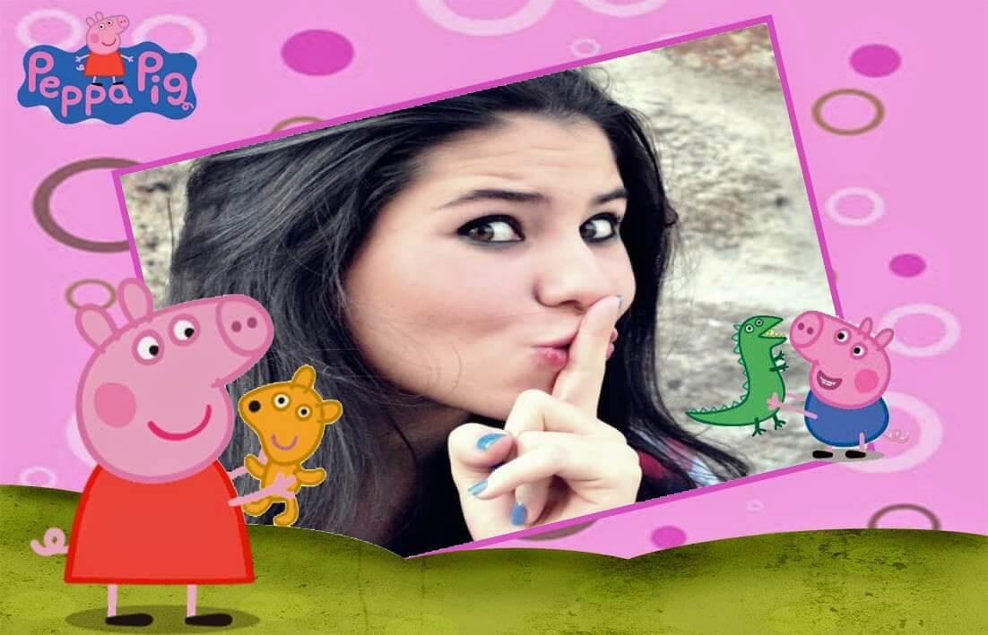 foto-moldura-gratis-peppa-pig