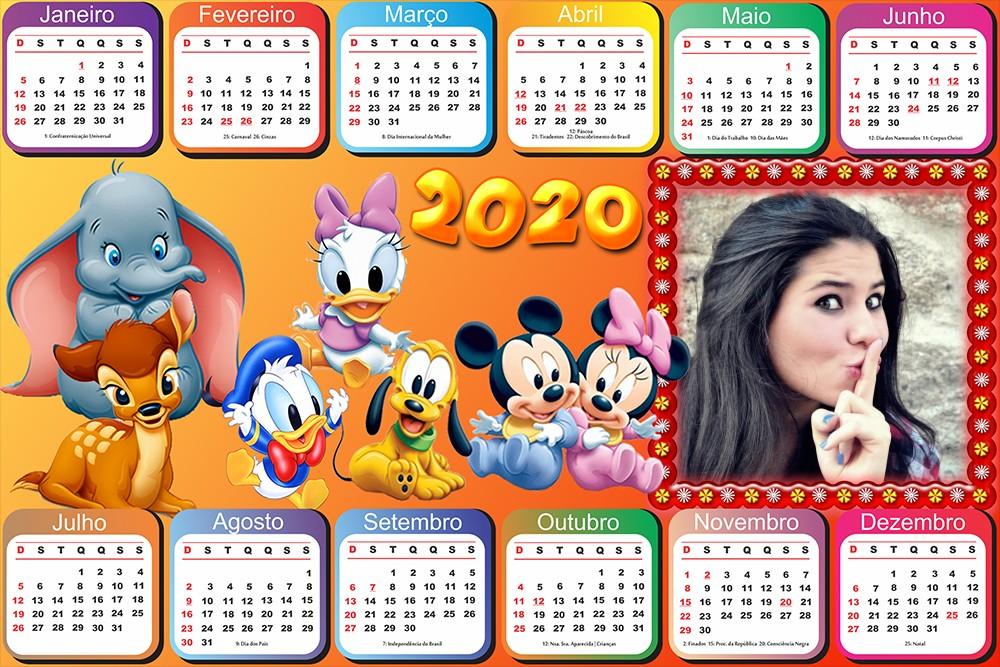 montagem-de-fotos-calendario-2020-gratis-baby-disney
