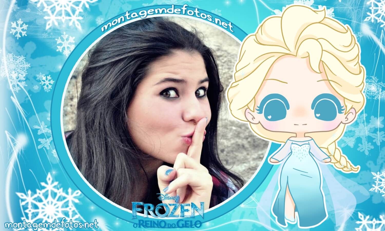 montagem-de-fotos-com-princesa-elsa-frozen