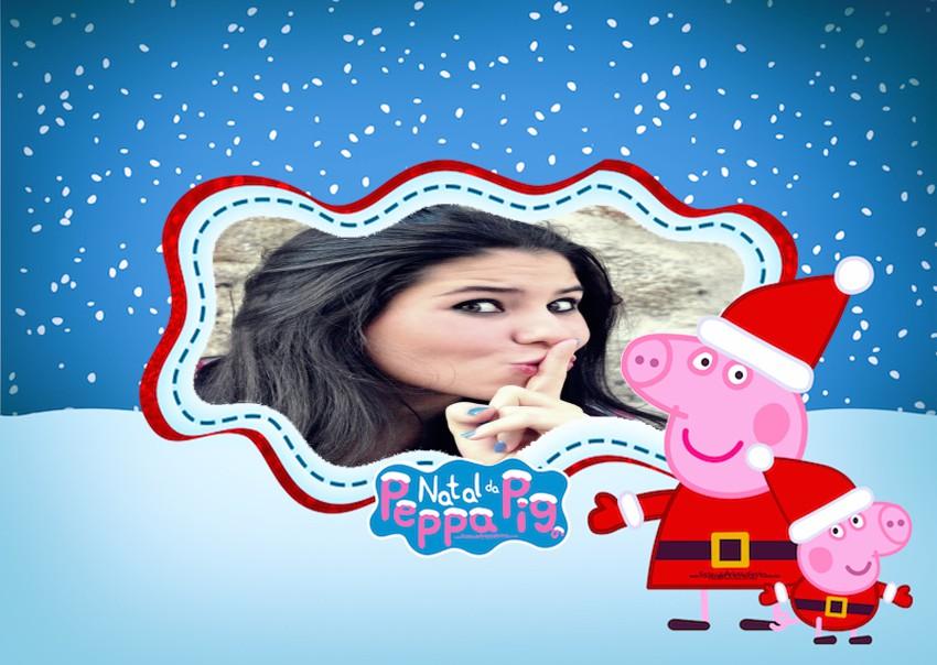 foto-montagem-de-natal-com-peppa-pig